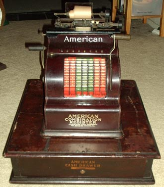 Cash Registers -- Sewing Machines -- Adding Machines --  McCaskey Register Company, too!