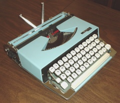 ...to The Portable Typewriter Forum