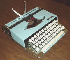 ...to The Portable Typewriter Forum