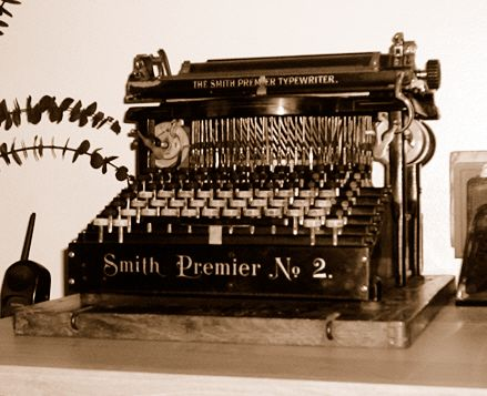 Smith Premier No. 2 / Will Davis collection