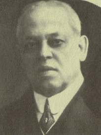 Wilbert L. Smith, first in charge of the factory end of the business